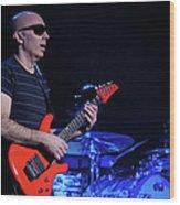 Satriani 3368 Wood Print