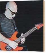 Satriani 3377 Wood Print