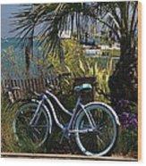 Sausalito Summer Wood Print