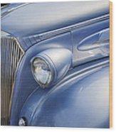 Saweet Chevy 1937 Chevrolet Wood Print
