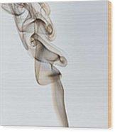 Scatter Brain Wood Print