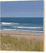 Scenic Atlantic Wood Print