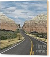 Utah's Scenic Byway 12 - An All American Road Wood Print