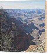 Scenic Grand Canyon Wood Print