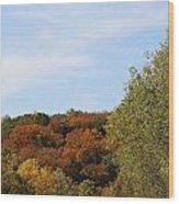 Scenic Hwy Wood Print