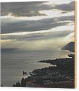 Scenic Switzerland Wood Print
