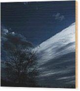 Schattenlicht - Shadowlight Wood Print