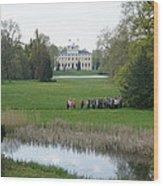 Schloss Woerlitz Wood Print
