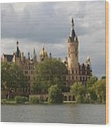 Schwerin Palace - Germany Wood Print