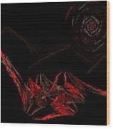 Scorpio  Wood Print