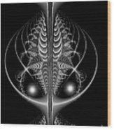 Scorp Wood Print