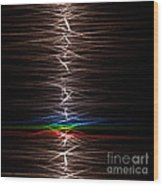 Scratch Wood Print by Blink Images