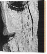 Sculpture Wood Print