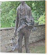 Sculpture Vincent Van Gogh - St Remy Wood Print