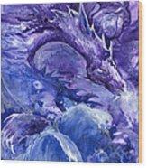 Sea Dragon Wood Print