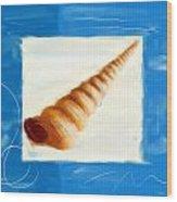 Sea Jewel Wood Print by Lourry Legarde