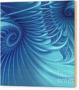 Sea Of Love Wood Print