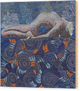 Sea Whisper Wood Print