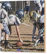 Seahawks Vs Bruins 7987 Wood Print