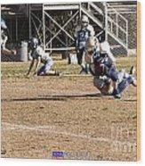 Seahawks Vs Bruins 8014 Wood Print