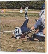Seahawks Vs Bruins 8261 Wood Print