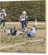 Seahawks Vs Bruins 8268 Wood Print