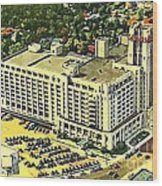 Sears Roebuck And Co. In Memphis Tn In 1941 Wood Print