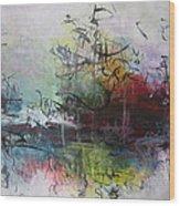 Seascape 000013 Wood Print