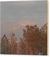 Seasonably Fall Wood Print