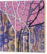 Seasons #2 Wood Print