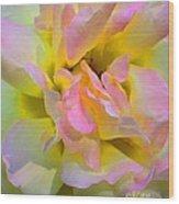 Seattle's Rose Wood Print