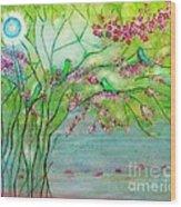 Secret Paradise Inner Bliss Wood Print