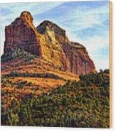 Sedona Arizona V Wood Print