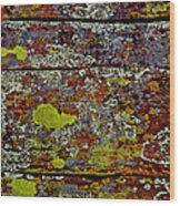 Sedona Carpet Wood Print