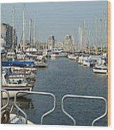 See Port Wood Print
