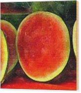 Seedless In Seattle Wood Print