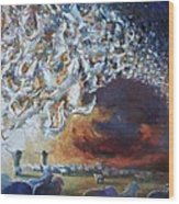 Seeing Shepherds Wood Print