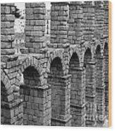 Segovia Wood Print