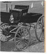 Selden Automobile Wood Print