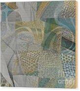 Selecting Linens Wood Print