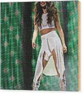 Selena Gomez-8678-1 Wood Print