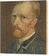 Self Portrait, 1886 Wood Print