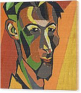 Self Portrait, 1913 Wood Print