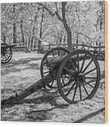 Seminary Ridge  8d00034i Wood Print