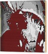 Seminole Nation Wood Print