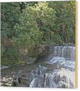 Seneca Keuka Trail Wood Print