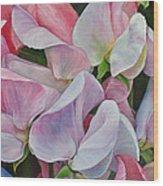 Senteur en couleur Wood Print