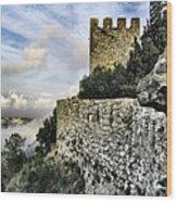 Sesimbra Castle Wood Print
