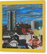Settle Point  - Plaistow East London Wood Print