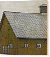 Settlement Wood Print